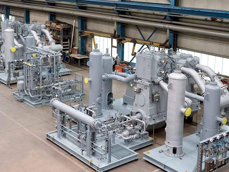 NEA - BOG Compressor Systems