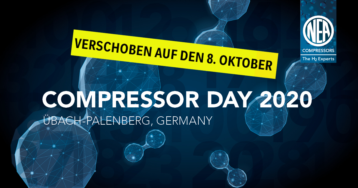 Compressor Day Plakat