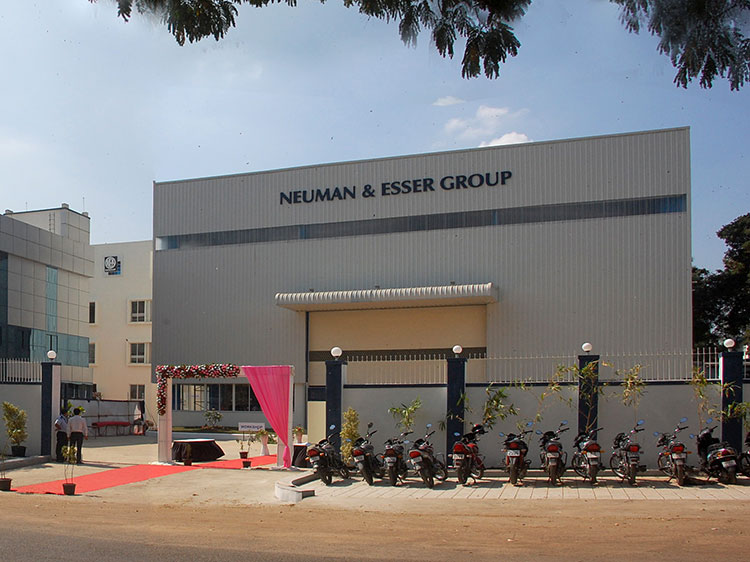NEUMAN & ESSER Compressor Application Center Pvt. Ltd.